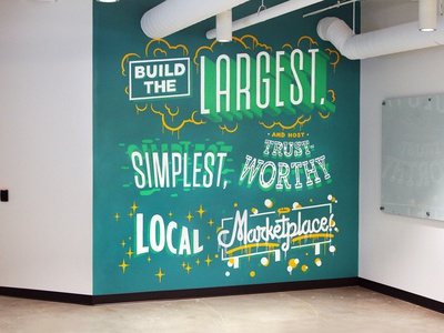OfferUp | Mission Mural | Production