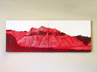 Bridge Mountain - Red Rock Canyon