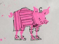 Hey, pig