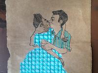 Sidibe kiss