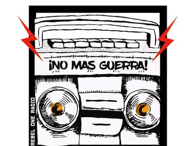 NO MORE WAR - NO MÁS GUERRA T-shirts amazon no war illustraion graphic tee tshirts