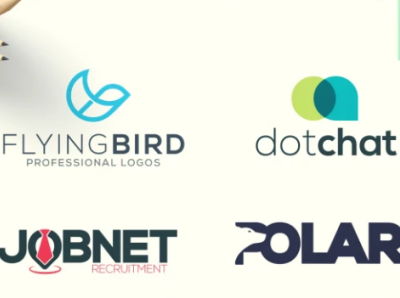 Logo Design 1 illustrator web vector typography logo illustration icon design branding app