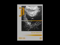 REV 20 type illustrator vector typography art illustration logo design branding