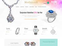 Maxmillian Jewellery