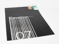 Elevation Event Brochure - Branding