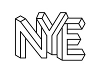 NEW YEARS EVE logo for a clubnight