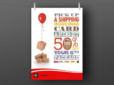 Mailboxes Etc - Shop Poster