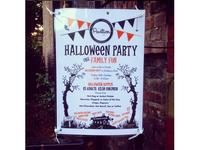 Pavilion Halloween Poster