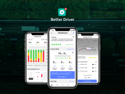 Better Driver - Safer Driving