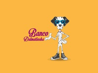 Banco Mascot
