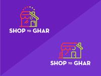 Shop to home logo