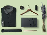 Sixtini Visual identity