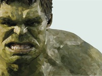 Hulk Lowpoly (Updated)