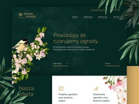 Gardens Design Website
