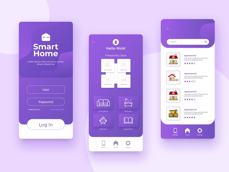 Real Estate App and Website Development web development on demand app on demand trending property real estate app app development website development website ux ui web design web design rental app app design property marketing real estate responsive design branding