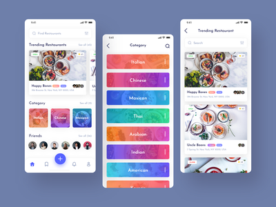 Design Ui App Food food app food uiux designer uidesign تصميم تصميم ui واجهة المستخدم ux application design ui  ux design ui ux ui  ux ui design design app ui