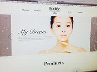 New web work