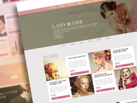 Web design for shopping