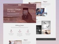 Web template work