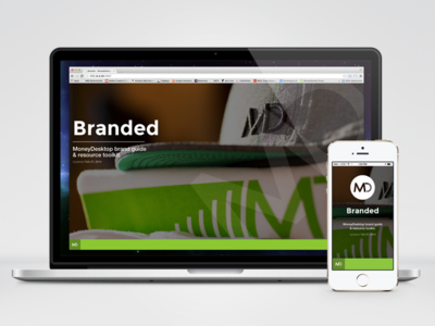 Branded - Brand Guide for MD
