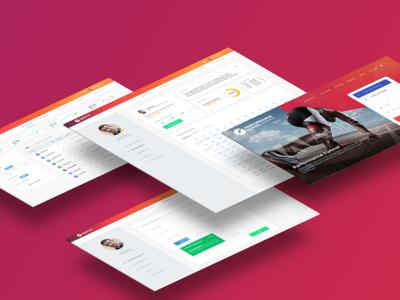 Sport Performance Web App