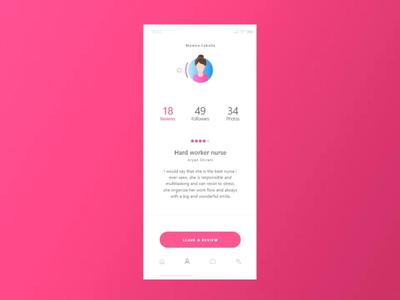 Profile Application