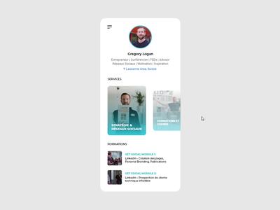 Personal Brand App