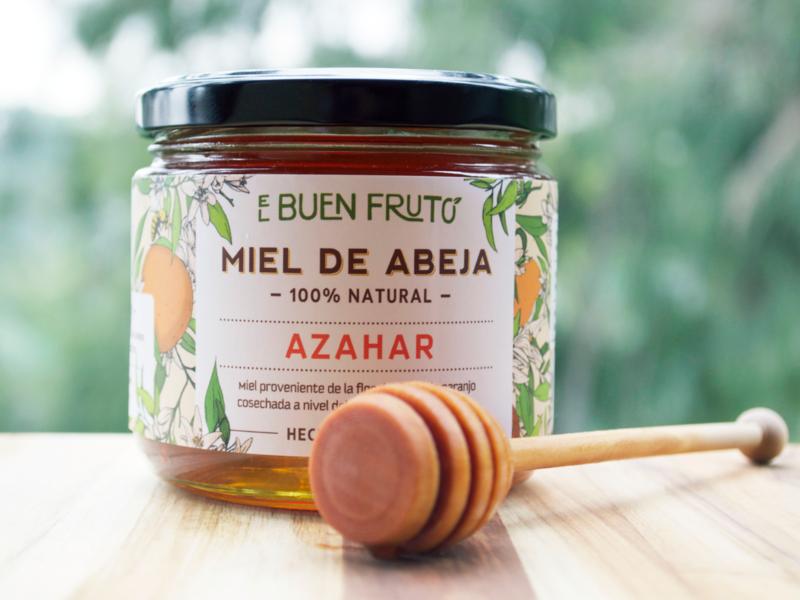 Honey packaging nature organic mexico bee packaging honeybee honey