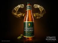"Belgian Beer ""Straffe Hendrik"""