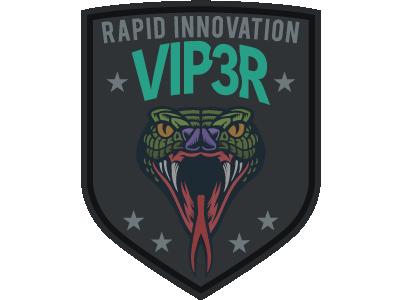 Idea for Project Viper Logo project vectors ux illustration