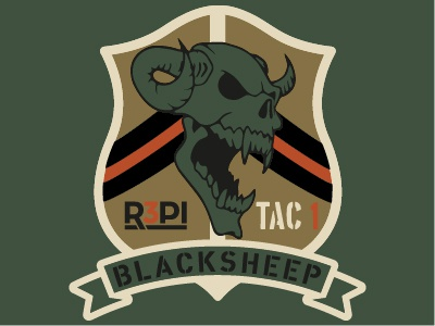 Blacksheep Darkbackground300 illustration
