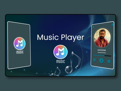 Music player UI Design graphicdesign appdesign website design app webdesign daily interface dribbble userexperience userinterfacedesign userinterface design uiuxdesign uiux music app dailyui008 dailyuichallenge dailyui musicplayer music