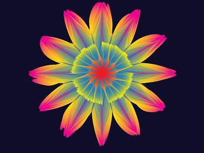 Flower Design icon graphicdesigner adobe flower illustration flower logo flower logo design logo vector illustration art illustration illustrator graphicdesigns graphic graphicdesign design