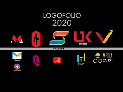 LOGOFOLIO 2020 typography illustration icon branding graphicdesign designs letter logotype logos2020 logocollection logodesigner logodesigns letterlogo redesign logodesign logo