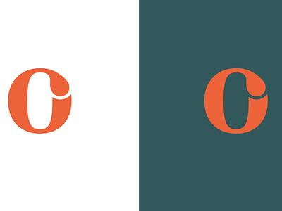 Orange County Economic Development Partnership Icon design logo icon