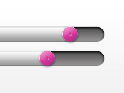 Slider slider drag bar
