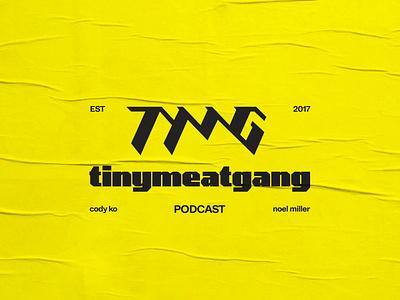 TMG Logo kaleb kendall brand mark logomarks icon wordmark logomark logodesign logo tmg