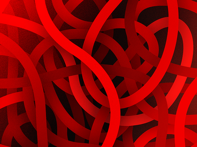 Twisted canada illustration design