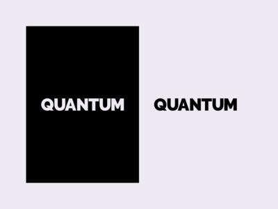 Quantum - Logo Design php library php quantum logo quantum vector rebrand illustration graphic design branding logo design illustrator logo minimal design