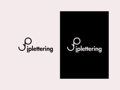 JP Lettering - Logo Design lettering jp jp lettering vector rebrand graphic design branding logo design illustration logo illustrator minimal design