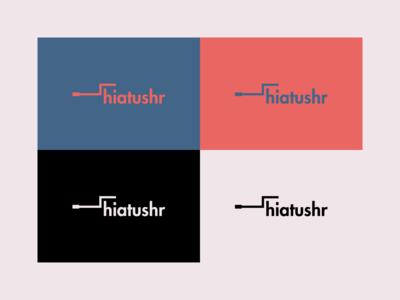 Hiatus HR - Logo Design hr logo human resources hr hiatus hr hiatus vector rebrand graphic design branding logo design illustration logo illustrator minimal design