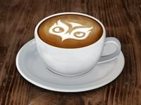 Wise & Hammer Coffee Mug Icon