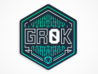 Grok Game Logo