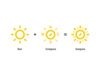 Sunpass - Logo Derivation