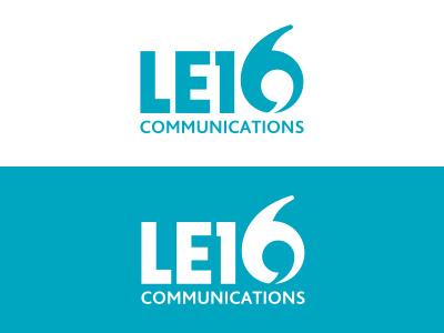 Le16 Idea 2 branding logo