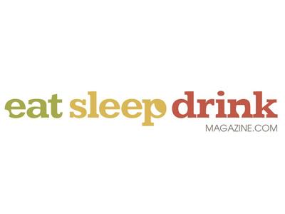 Magazine brand take 2 branding logo