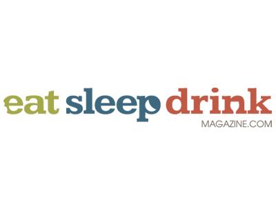 Magazine brand take 3 branding logo