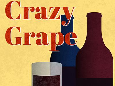 The Crazy Grape design affinity designer