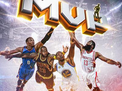 the MVP battle 16/17