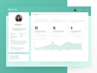 Advekit Therapist Dashboard